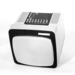 "Tragbares Fernsehgerät ""Combi-Vision"", 1974/75"