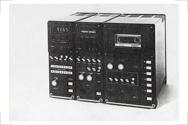 16 RFT-Kompaktkombi