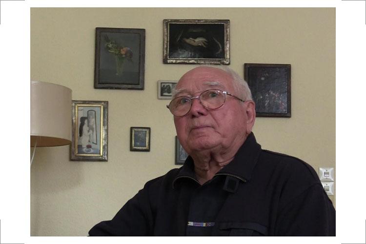 Porträt Günter Reißmann